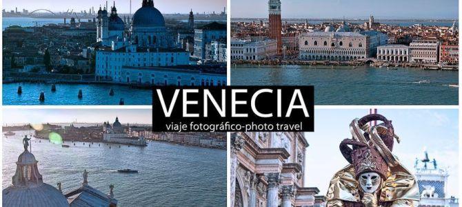 Viaje fotográfico a Venecia 2019