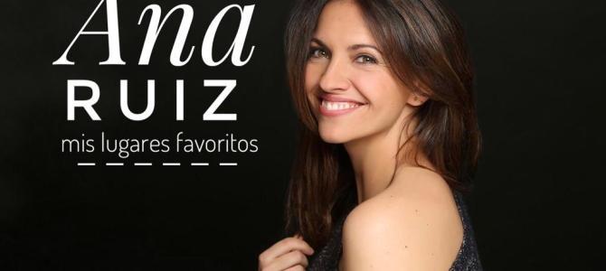 Ana Ruiz Domínguez, mis lugares favoritos