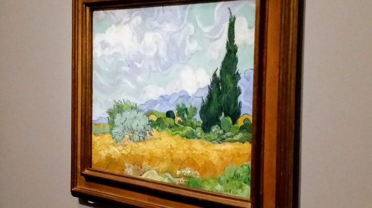ゴッホ展に行ってきました @ National Gallery of Victoria