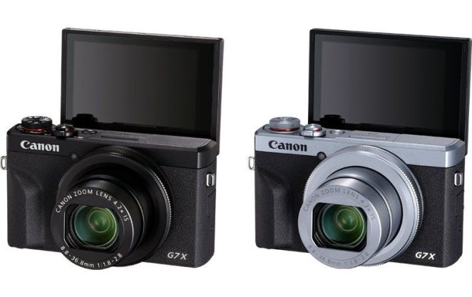 Canon Mirrorless camera