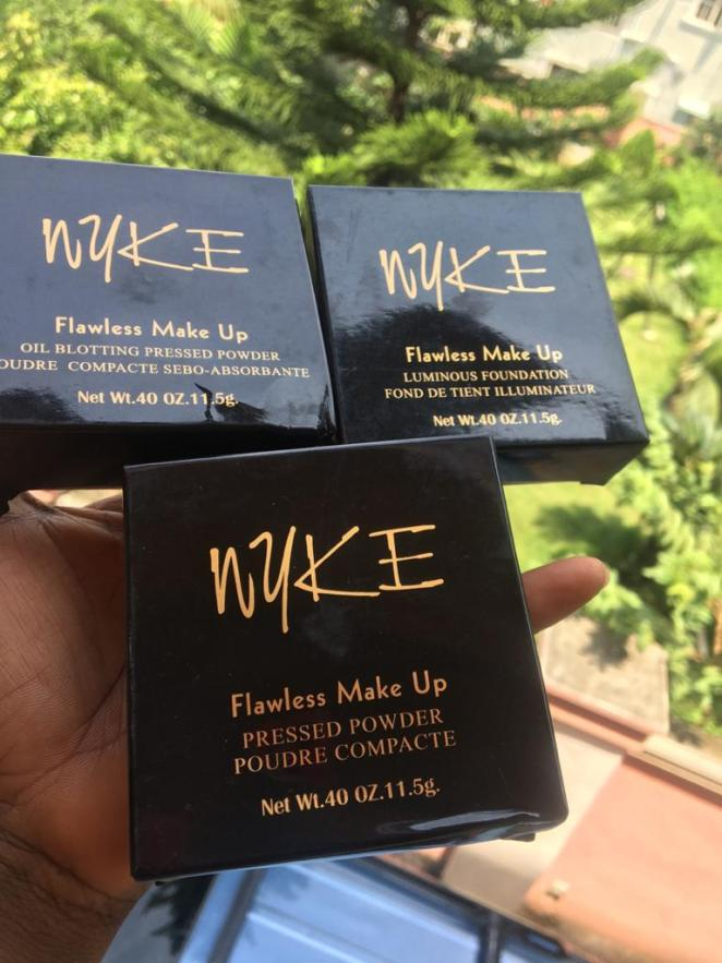 NYKE Powders