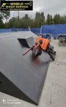Naprawa konstrukcji skateparku