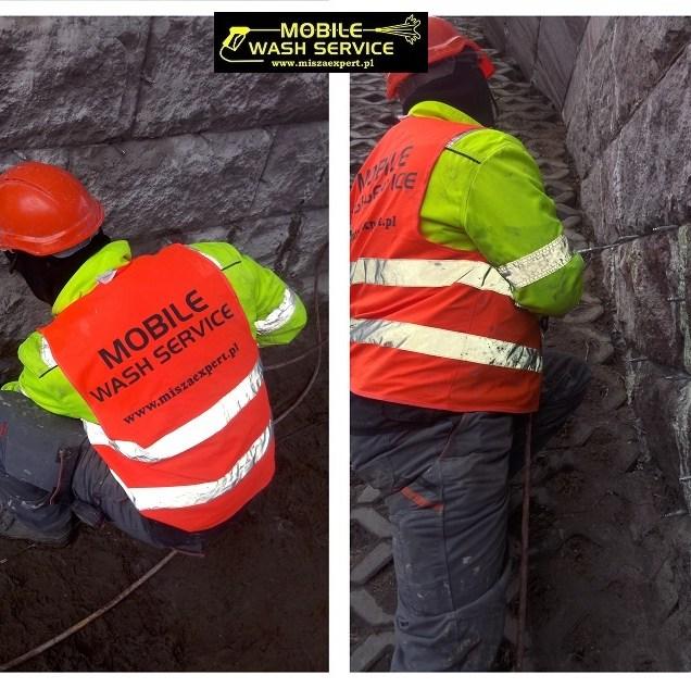 Remonty konstrukPrace przygotowawcze do wykonania iniekcji budowlanych- wzmacniających i sklejających rysy żywicą epoksydowącji inżynierskich