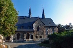 Johanniskirche in Wernigerode im Harz