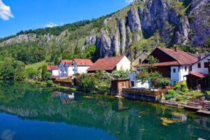 die schönsten Wandertouren im Naturpark Altmühltal in Bayern