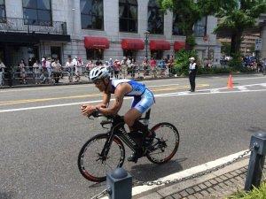 院長トライアスロン用自転車