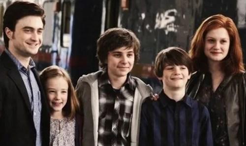 ハリーポッターの子供の名前は映画ラストに出てきたキャラの子供