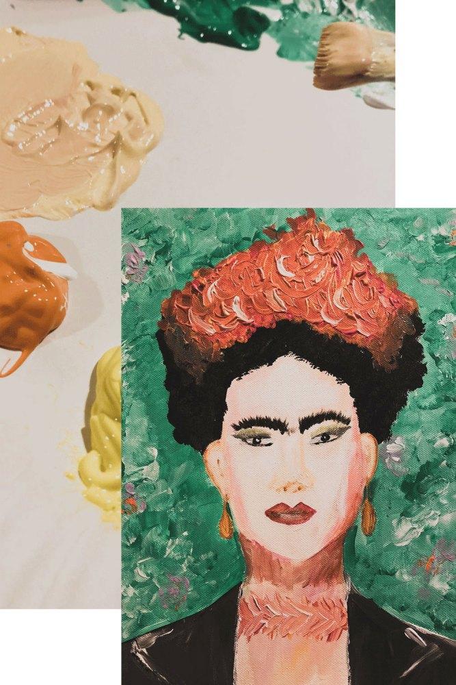 Gemälde von Frida Kahlo