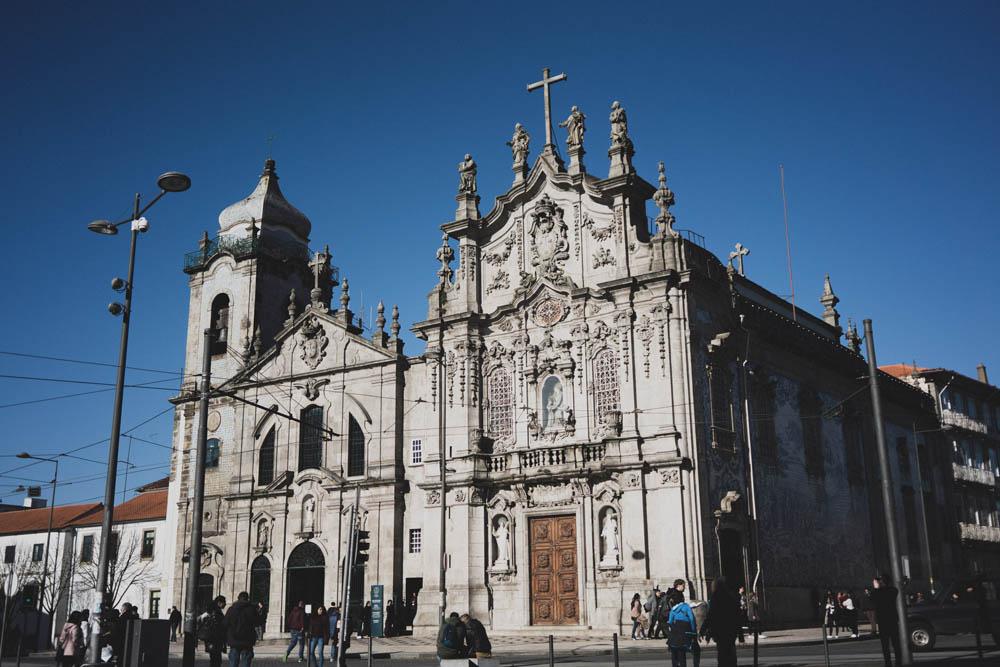 Portos zwei Kirchen