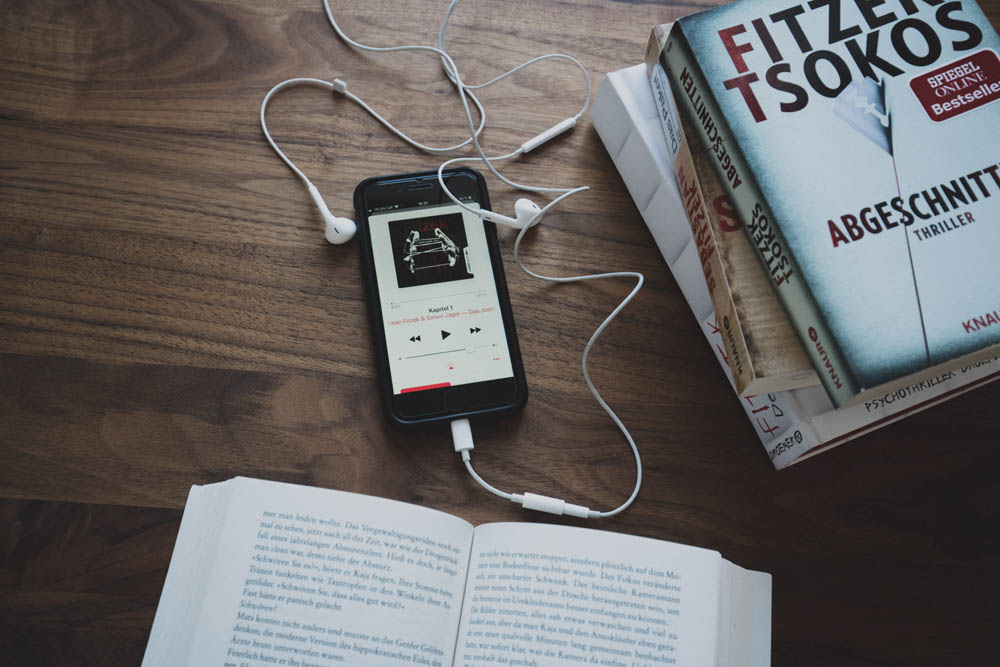 Bücher und Hörbuch von Sebastian Fitzek