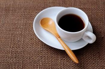 コーヒー小さめ