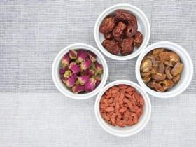 薬膳茶の素材