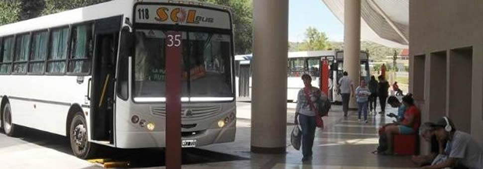 El 14/06 comienza a funcionar la tarjeta SUBE en San Luis