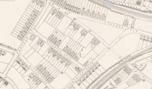 Devonshire Road circa 1895