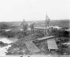 Passchendaele October 1917