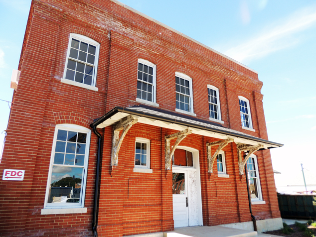 Johnson's Depot: Office & Retail Space Next to Tupelo Honey Cafe – Johnson City