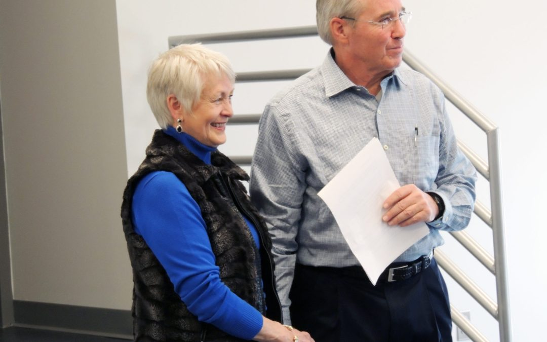 Photos: Office Dedication and Departure
