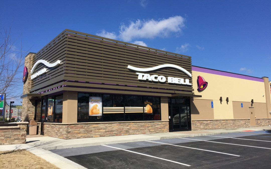 New Taco Bell Coming to Colonial Heights