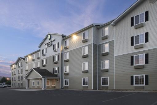 Woodspring Suites, Greenville SC