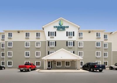 WoodSpring Suites, Johnson City TN