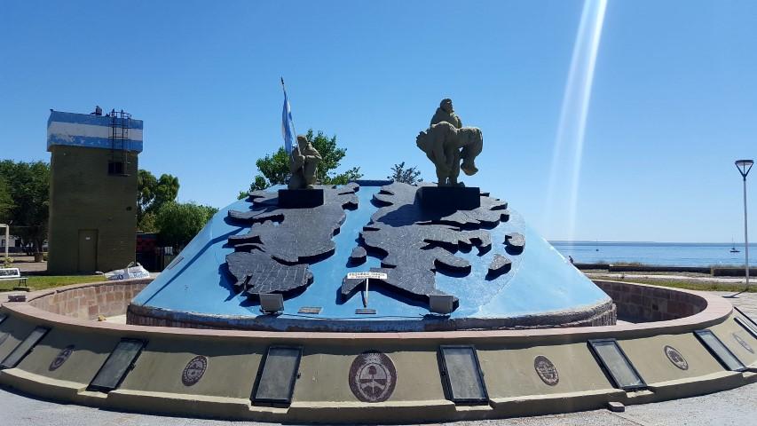 Argentinian Falklands War Memorial