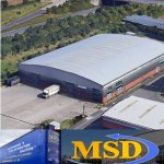 MSD strategically located in the heart of #Leicestershire for #Storage #Warehousing #Pallet Shipping & #Container unloading in time for #Brexit