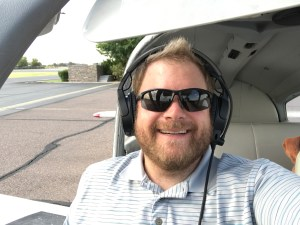 Jeremy Mitchell, Flight Instructor