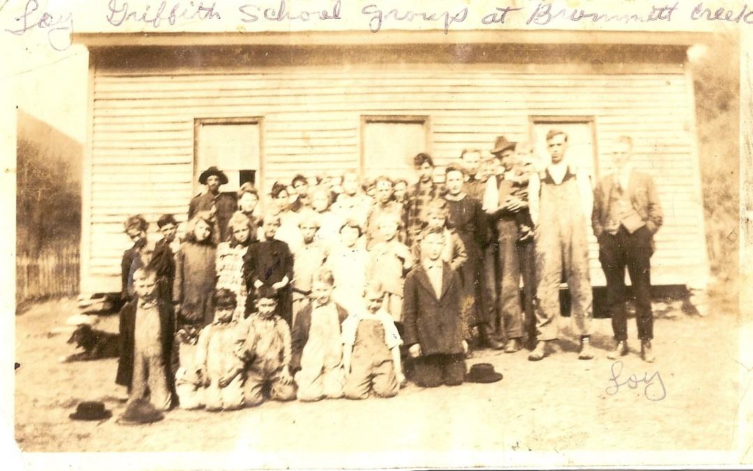 Brummetts Creek School