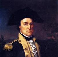 Painting of Elijah Clarke