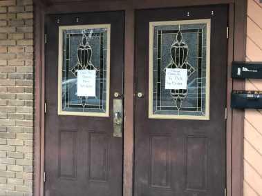 Photo of the El Ranchero doors