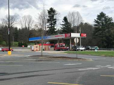 Photo of Murphy gas station at Walmart in Spruce Pine