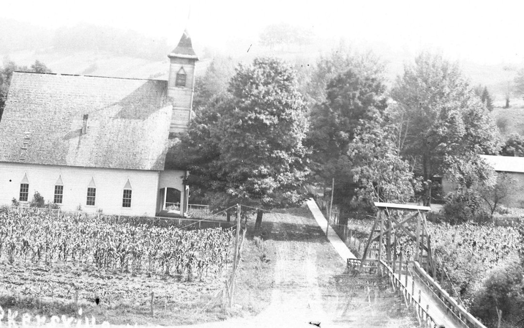 An Early History of the Bakersville United Methodist Church