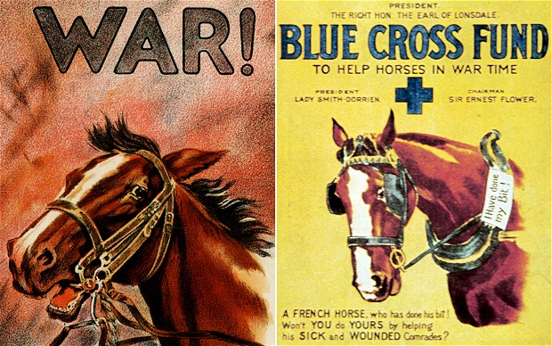 Blue Cross posters