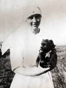 Margaret and Bear