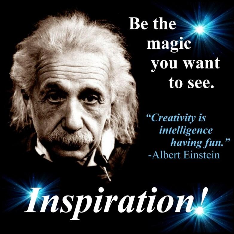 Magic of Inspiration