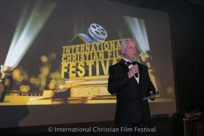 Receiving an award at ICFF in May