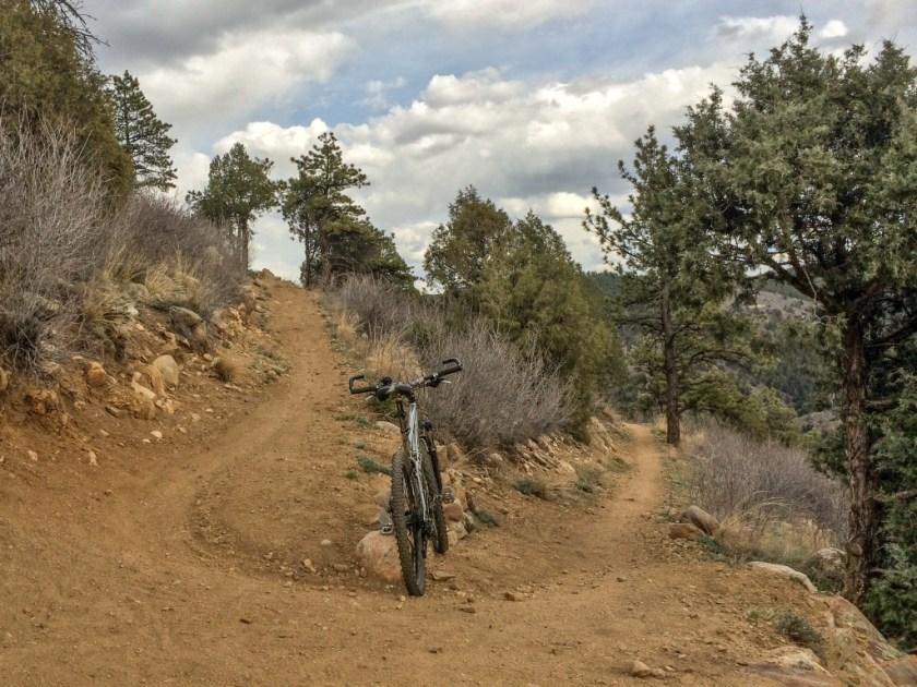 centennial cone biking
