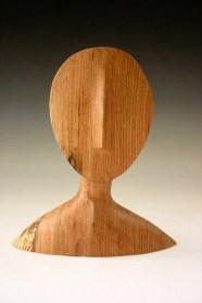 oval face red oak