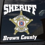 Brown County Sheriff's Report