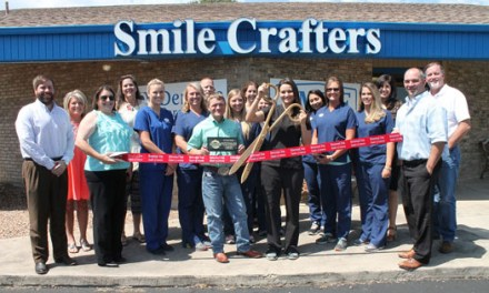 Brownwood Chamber Holds Ribbon Cutting for Smile Crafters