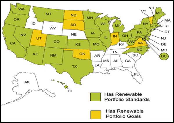 Michigan's Renewable Portfolio Standard To Increase To 15 ...