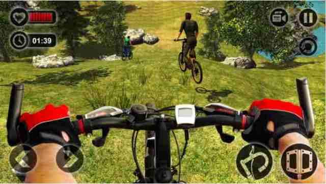 game balap sepeda downhill terbaik