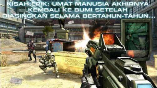 Game Perang Offline untuk Android