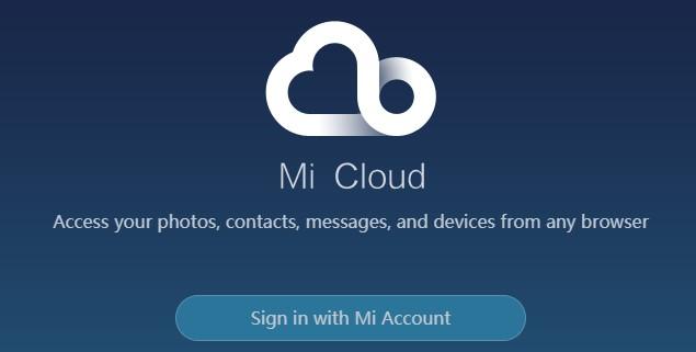 Cara Download Video yang Tersimpan di Mi Cloud