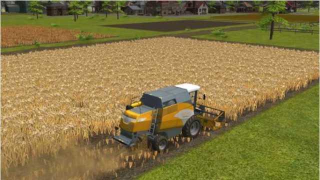 Game Pertanian Modern untuk Android