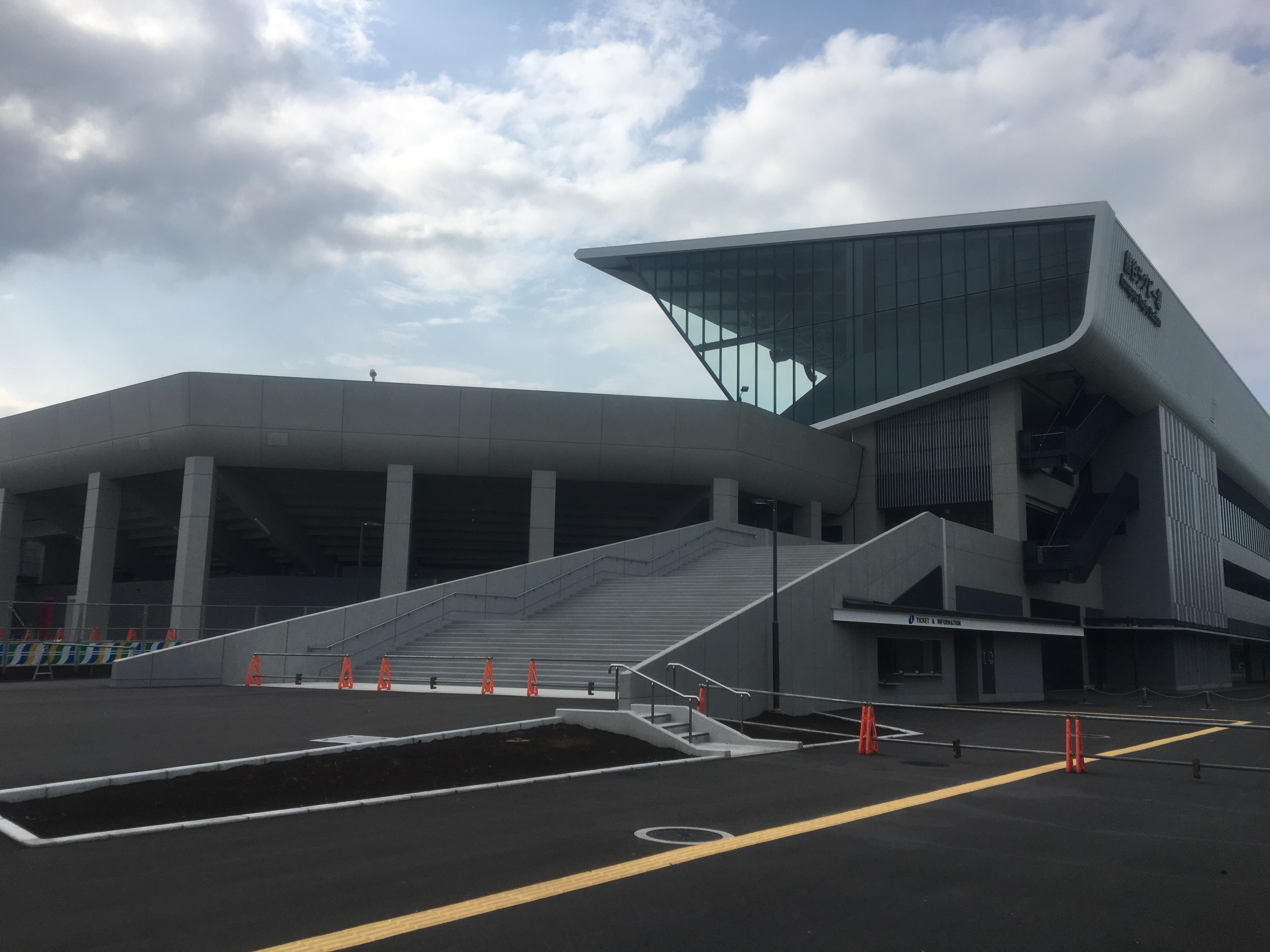 アツいぜ!熊谷市 その4 戦いの舞台は整った!熊谷スポーツ文化公園・熊谷ラグビー場