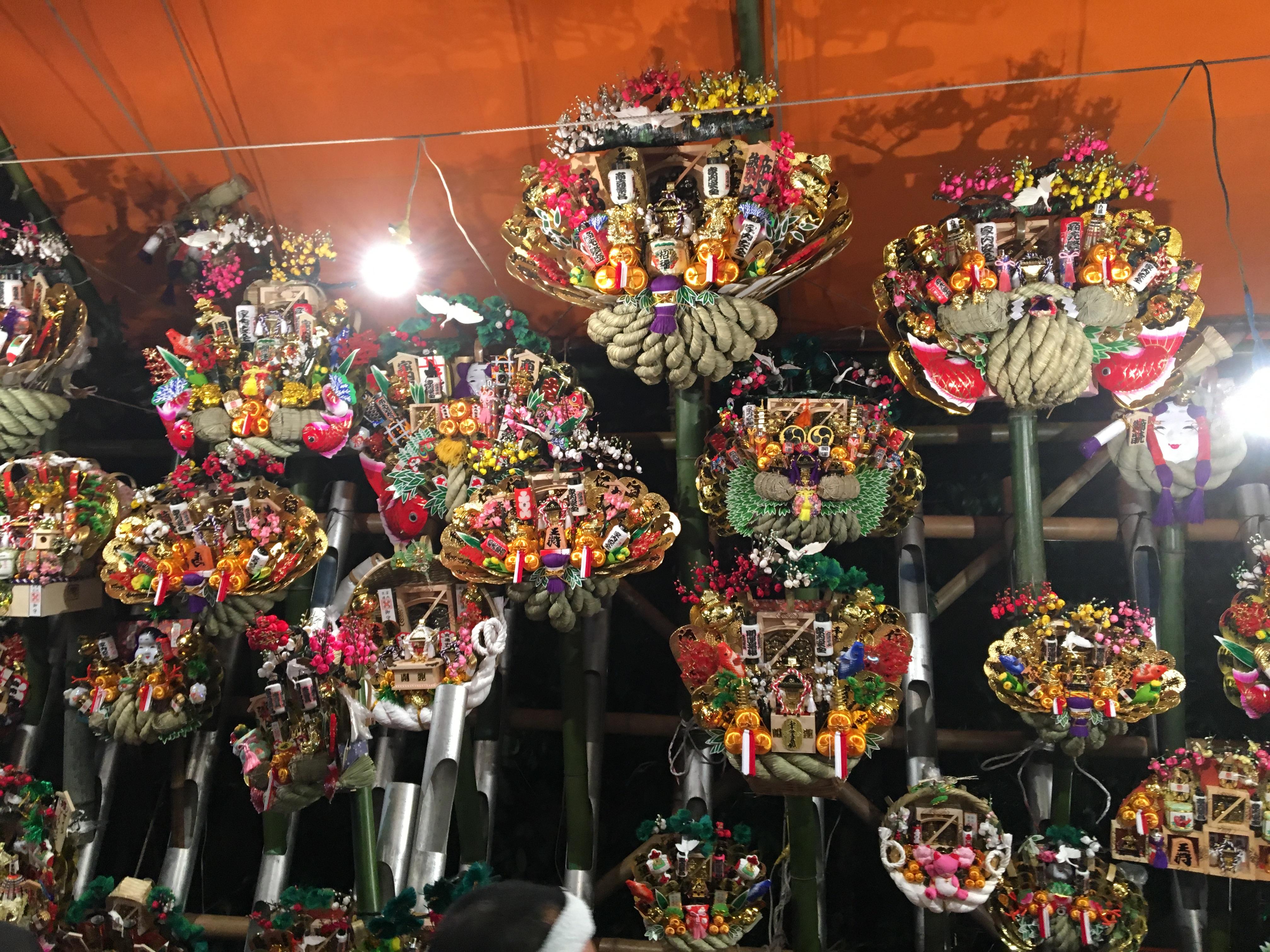 2019年も商売繁盛!平成最後の氷川神社・十日市が開催