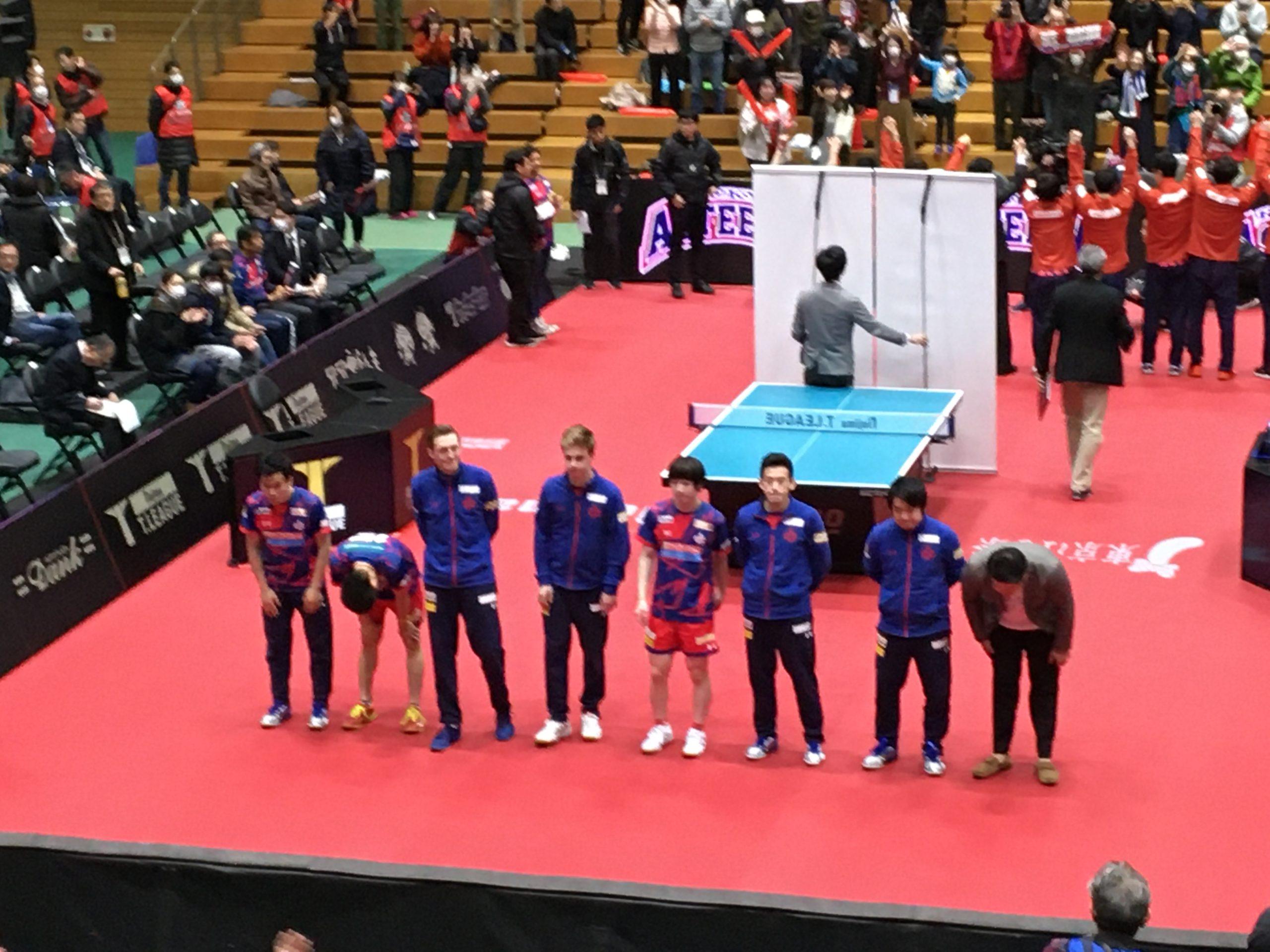 悲願のプレーオフ進出なるか T.T彩たま久喜で2019-20シーズン最終戦