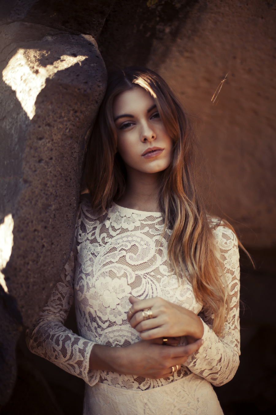 Gypsum Spring 2015 Quot Desert Rose Quot Carmella Rose By Derren Verzosa Mith Magazine