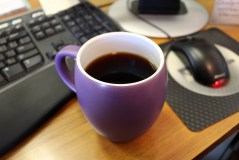 COFFEE at work.